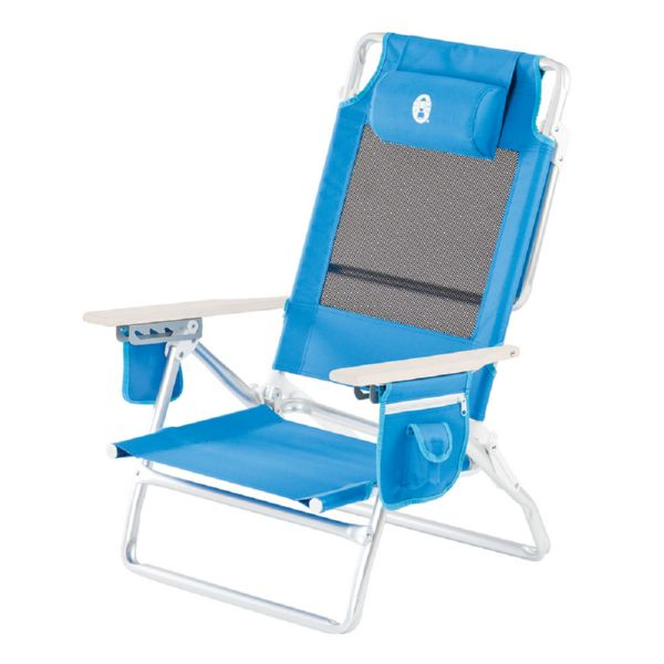 SILLA PLEGABLE LOW RECLINER