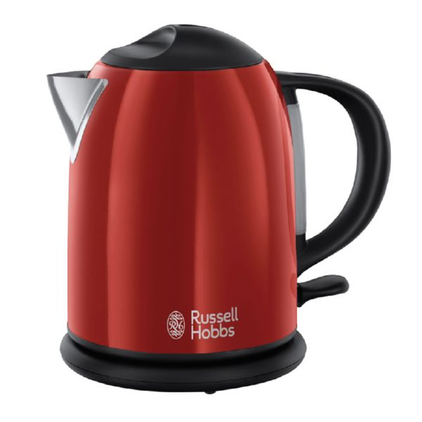 HERVIDOR COMPACTO FLAME RED 1 lt 2200w