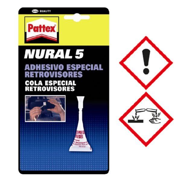 PATTEX NURAL-5 0,5 ML